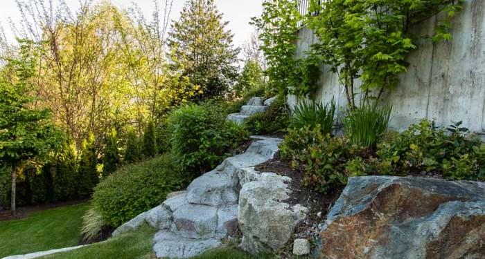 Upper-level garden access